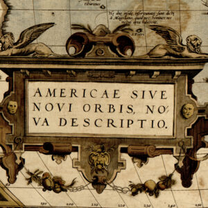 North- and South America 1570