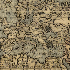 World map 1565