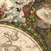 World map 1660
